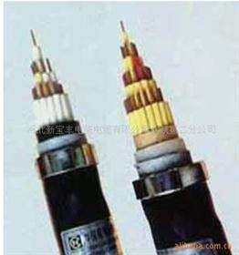 塑料绝缘及护套信号电缆