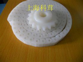 供应耐酸碱耐腐蚀塑料链条