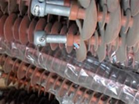 求购复合电力绝缘子 废旧玻璃钢电瓷瓶回收