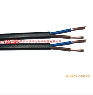 安防线材-扁平电源线RVVB2*1.5