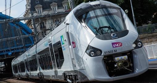 ABB最新牵引变压器应用于法国区域列车