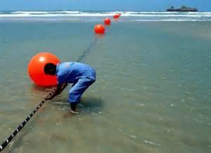 亚美海底电缆受损 还需20日恢复运营