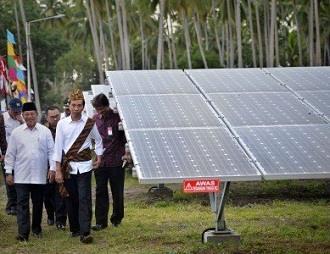 今年一季度印尼可再生能源投资达3.2亿美元