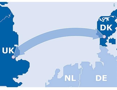 英国-丹麦海底电缆项目征询公众意见