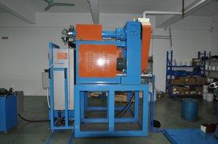 江苏高温硅胶制管机 硅胶管挤出机茂兴胜机械