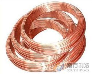 纯紫铜R410A空调铜管,R410A空调铜管批发销售