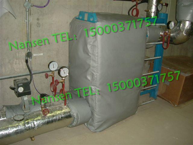 供应挤出机造粒机隔热保温套可拆卸式柔性绝热节能环 节能保温环保高效