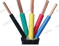 额定电压为0.6/1kV 铜导体 硅橡胶绝缘 硅橡胶护套 低压电力电缆