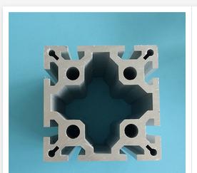 100100铝型材,工业铝型材100W,欧标铝型材,国标6063电泳铝型材