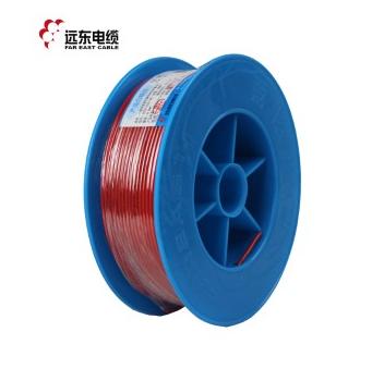 【精装】远东电线电缆BVR1.5平方国标铜芯家装照明电线单芯多股100米软线