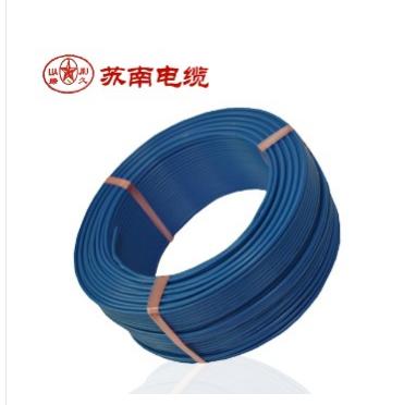 无锡市苏南电线电缆BV1.5平方国标铜芯电线100米