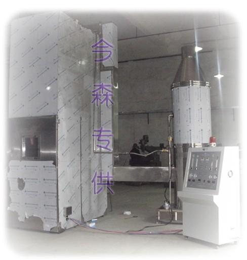 成束电线电缆垂直燃烧试验机