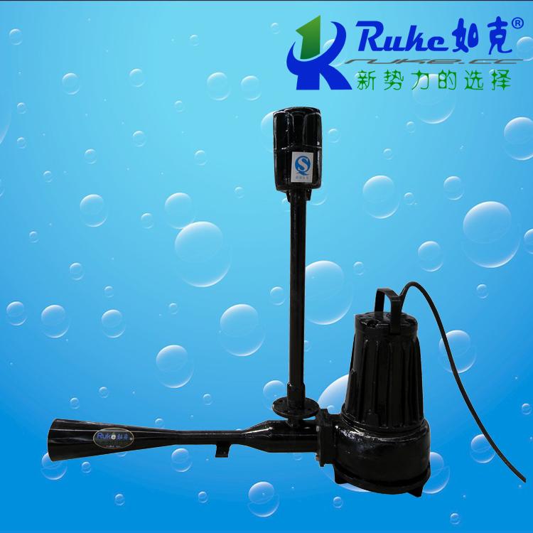 供应QSB深水自吸式潜水射流曝气机、潜水曝气机