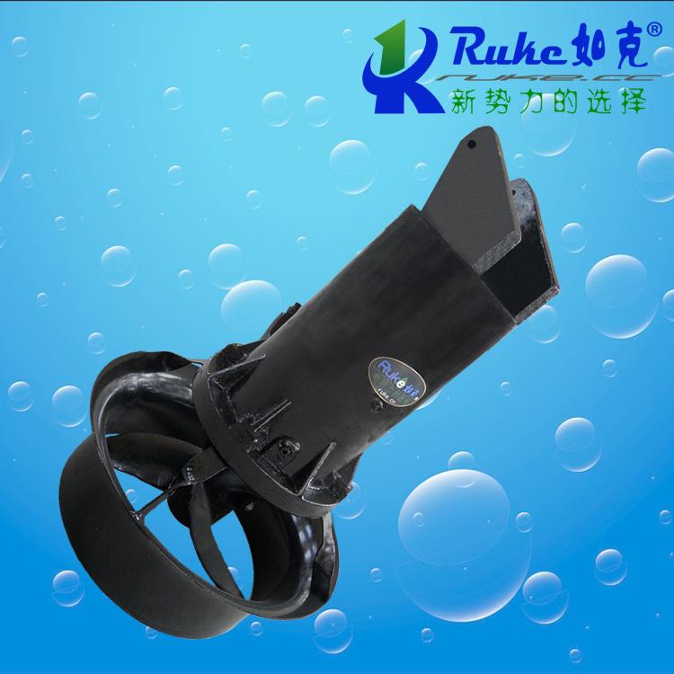 潜水搅拌机安装系统图