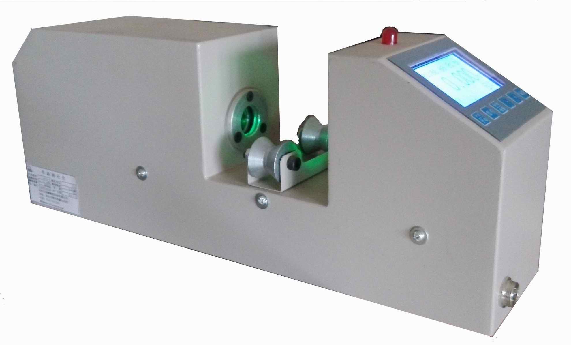 蓝鹏扇形电缆专用测径仪 LPXJ15.1型测径仪 可定制
