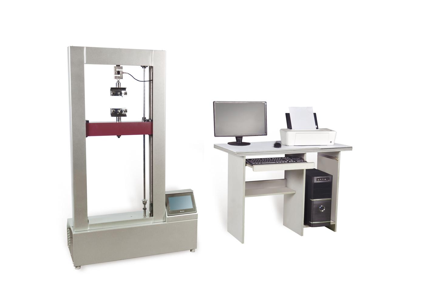 供应电线电缆拉伸强度试验机,多功能拉力机(配备电脑)