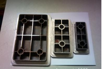 铝合金砂型铸造