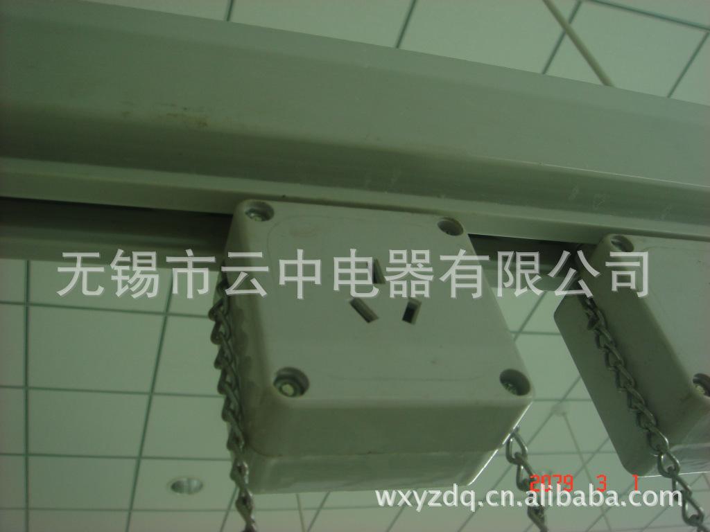 供应服装厂照明母线槽 电子厂照明滑触线 插接式照明母线槽