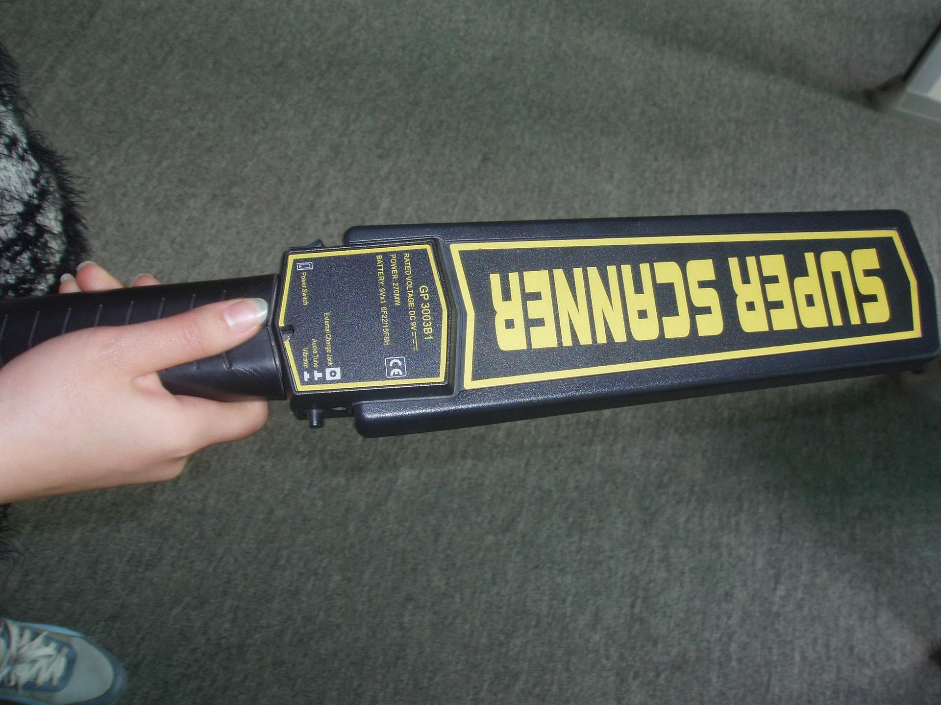 GP3003B1手持金属探测器