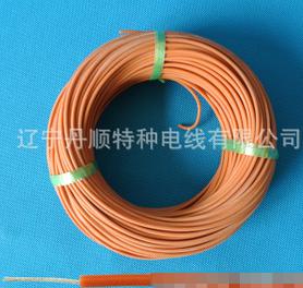 AGR-JH0.75平方铁氟龙高温线 硅橡胶护套线