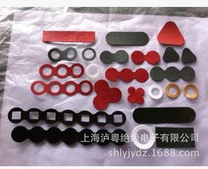 厂家直销18650通用锂电池耐高温 绝缘垫片 绝缘面垫