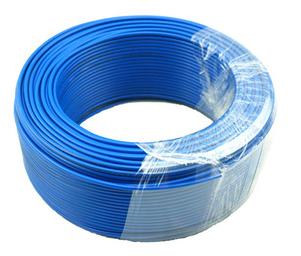 电线电缆批发 国标阻燃耐火低烟无卤BVR4平方多股铜芯软线 特价