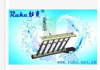著名环保之乡江苏南京 供应旋转式滗水器 污水处理环保设备如克造