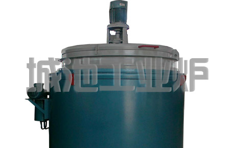 井式铝合金固熔热处理炉