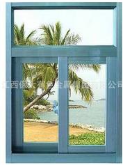 供应铝型材 828系列铝合金推拉窗 质优价廉