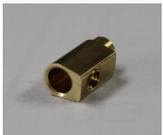 供应优质马蹄型接线铜柱