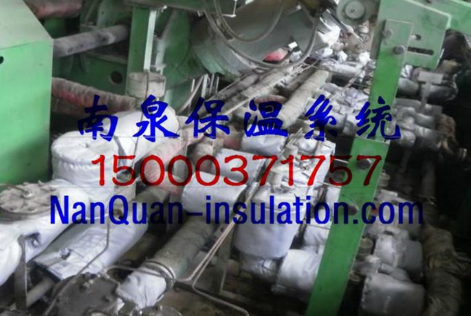 硫化设备保温被硫化阀门柔性保温套