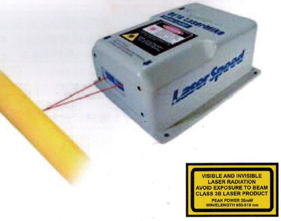 激光计米器