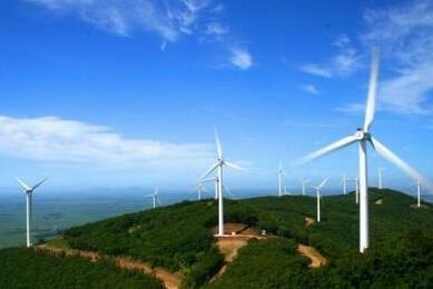 金风科技首台GW3.0兆瓦样机并网发电