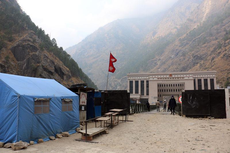尼泊尔-中国光纤互连商业运作再次延期