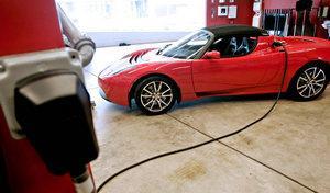 2017年第一季度特斯拉电动车交付量再创新高