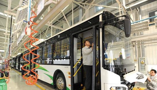 东风襄旅13.47亿元新能源车国家补贴到账