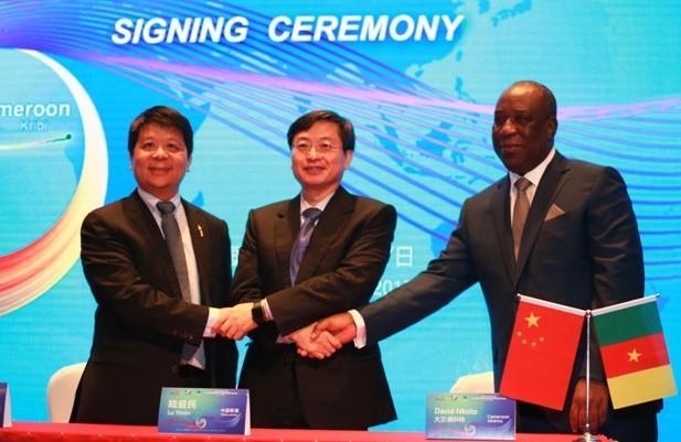 中企投建首条非洲-南美直连海底光缆系