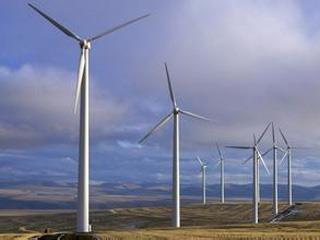 山东一次性投产最大风电项目并网发电