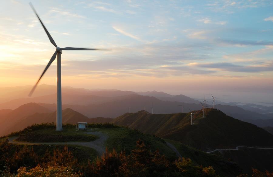 海装风电在美首个小批量项目完成吊装