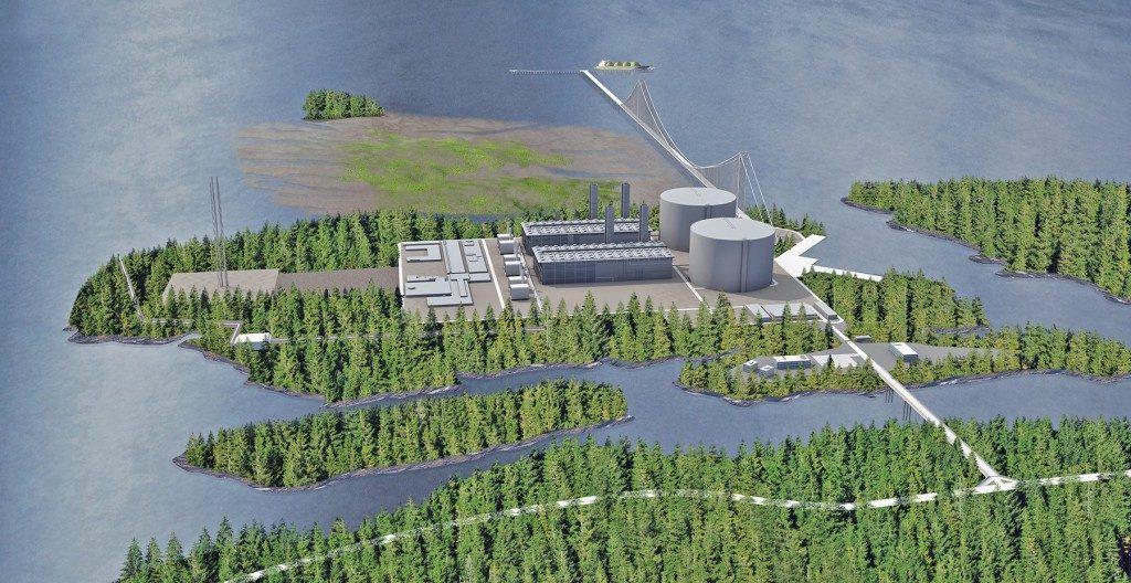 加拿大290亿美元LNG项目夭折 中石油参与投资