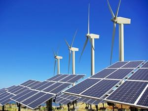新疆风力发电和太阳能发电容量位居全国前列