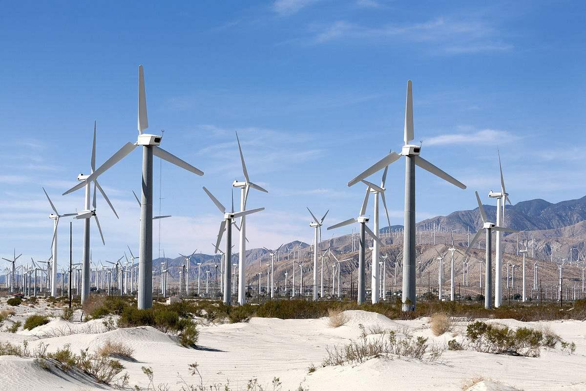 洞口县顺利推进10万千瓦风电项目建设