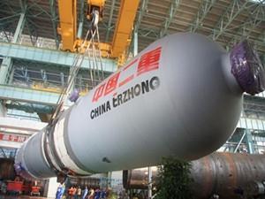 中国二重2.3亿元成功中标中广核主管道合同