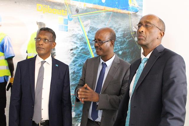 索马里和吉布提签首个电信及网络安全合作协议