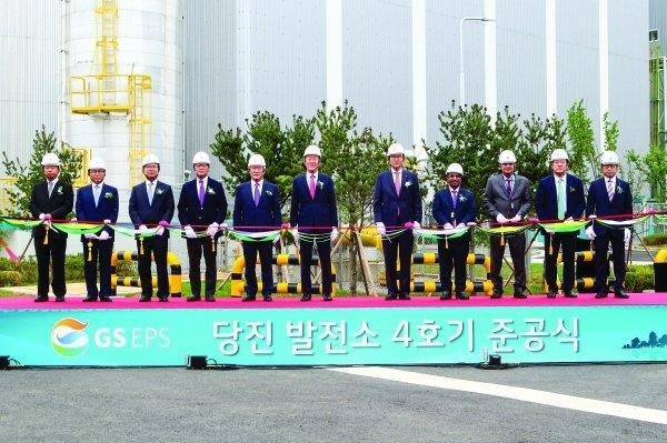 阿曼石油建成韩国LNG联合循环发电厂第四期
