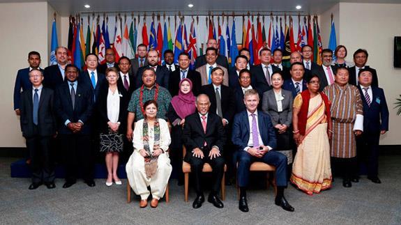 亚太30多个国家承诺建设清洁绿色的亚太地区