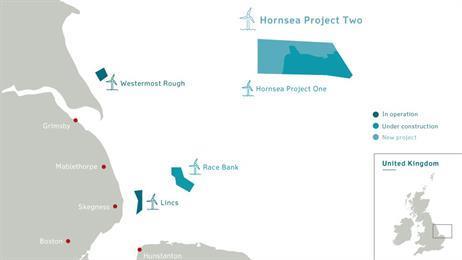 1386兆瓦:东能源拟建全球最大海上风电场
