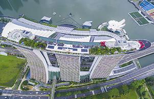 Conergy为新加坡知名酒店提供太阳能电力