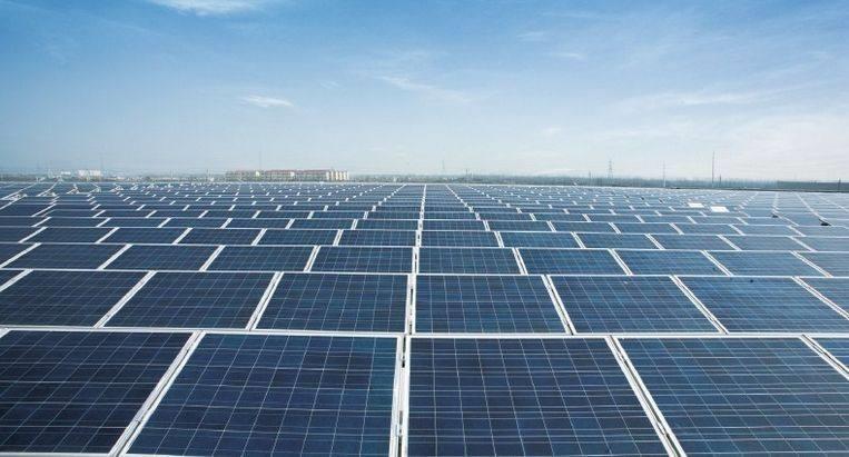 中国电建承建的南美最大光伏项目在阿根廷开工