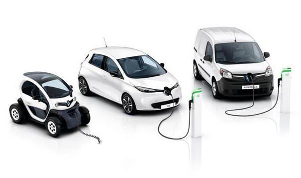 雷诺成立全新子公司 推出智能电网充电服务